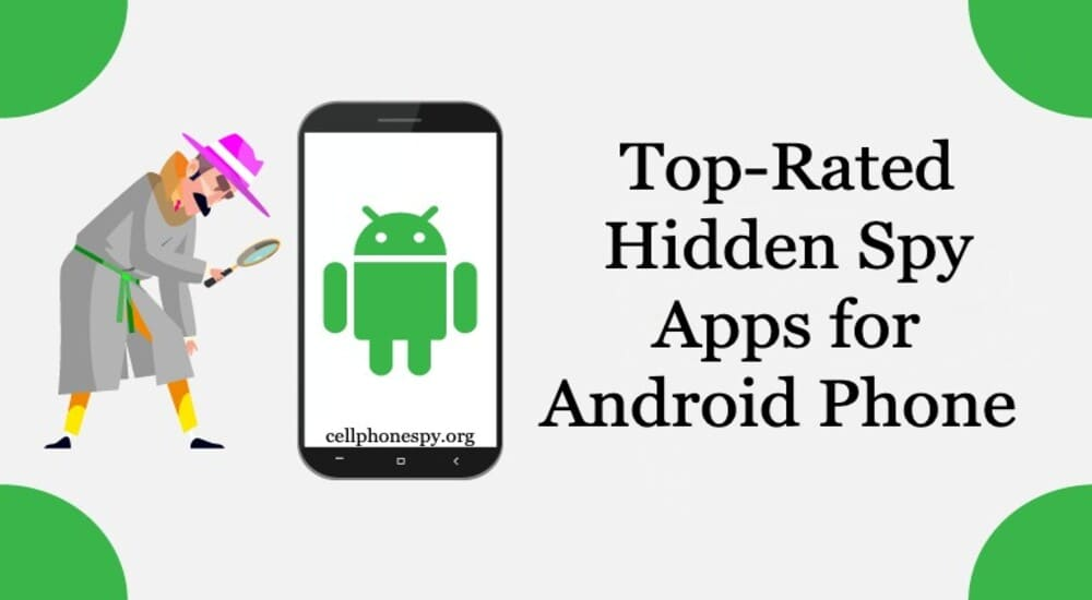 Hidden Spy Apps for Android Phone banner